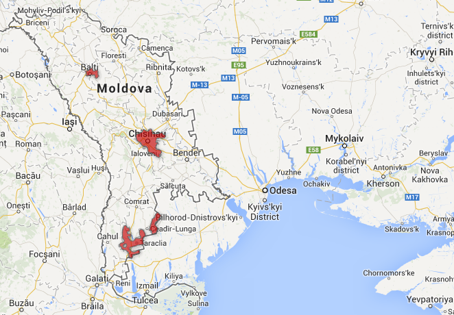 Moldova schools