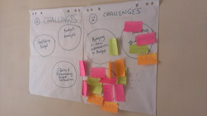 Challenges of Budget Tracking Highlighted by participants