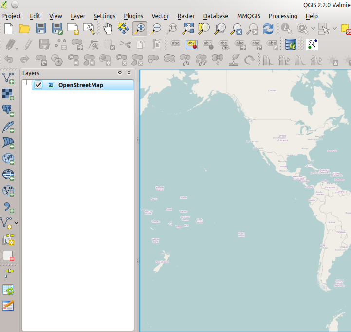 Introduction to GIS: QGIS